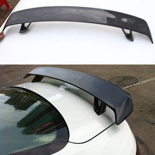 R style A4 A5 S5 A6 S6 TT TTS CARBON FIBER GT WING SPOILER FOR Audi A4 A5 S5 A6 S6 TT TTRS