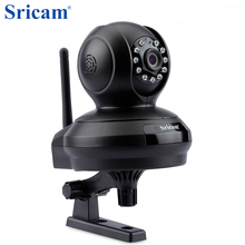 Sricam SP019 1080P Wireless IP Camera H.264 WiFi Indoor Security Camera P2P PTZ Support TF Card Home Surveillance Cam