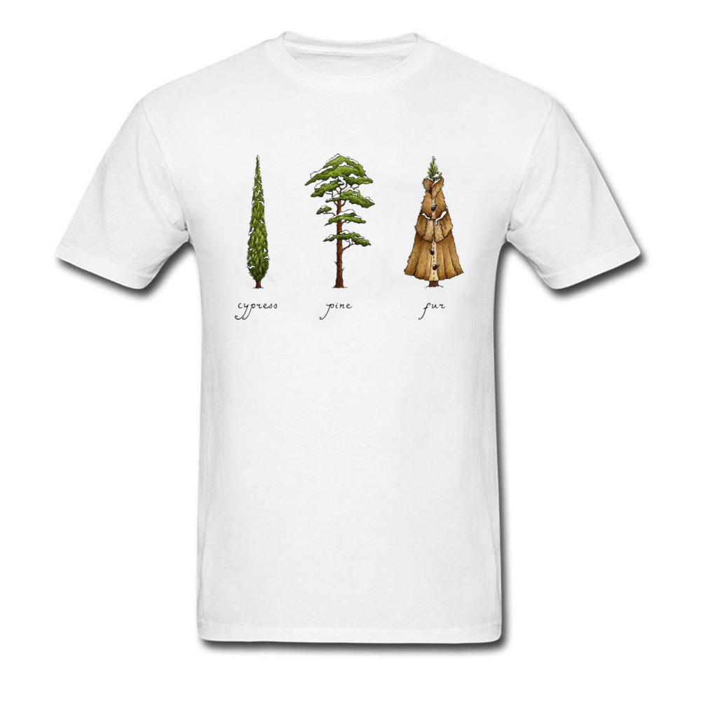Know Your Coniferous Trees_white