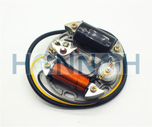 Ignition Stator puch coil 35W 17W board 17W 35W Zundapp Kreidler Hercules KTM Ignition Alternator PUCH STATOR COIL(China)