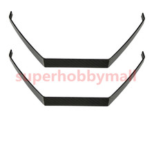 Carbon Fiber Landing Gear For Extra 260 50 class Electric RC Airplane NEW 125*290*133*20mm