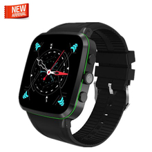 Bluetooth Smart watch x02 plus Android 5.1 MTK6580 Quad Core 512MB RAM 8GB ROM Support 3G GPS WiFi Smartwatch pk S99A X5 - Dehui Factory Store store