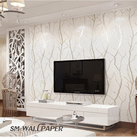 Beautiful small flower pvc washable wall paper vinyl wallpaper from factory<br>