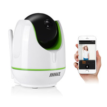 ANNKE HD 1280* 960P Wireless WiFi IP Security Camera Network IR Night Vision(China)
