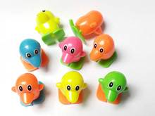 18PC Super Mini Small Penguin Birthday Party Favor Kid Toy Game Gift Loot Pinata Bag filler Lucky Prize Novelty Carnival