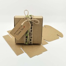 NecklaceTag Kraft 40x80mm  DIY  Jewelry Tag HandMade With Love Tag  New Style High Quality Ture love Show to Your Dearling Tag