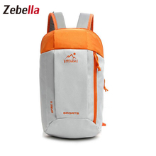 Zebella Unisex Nylon Waterproof Women Men Casual Backpack Girl School Fashion Shoulder Bag Rucksack Travel Backpack Mochila