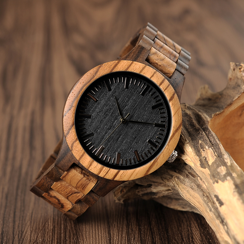 wooden wristwatches bobo bird fashion style gifts watch  (4)