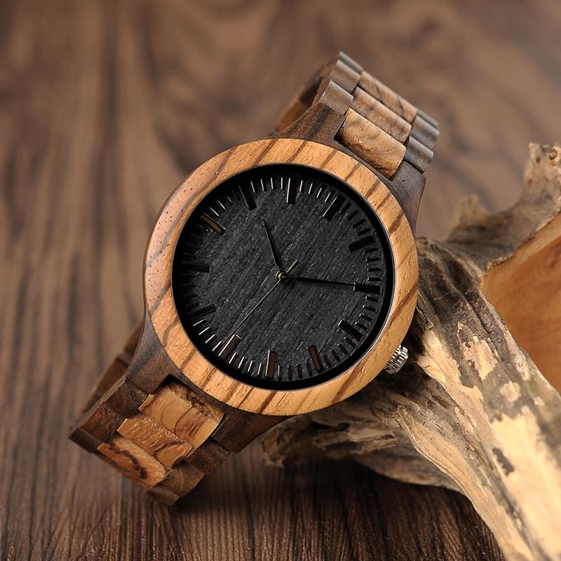 wooden wristwatches bobo bird fashion style gifts watch  (4)