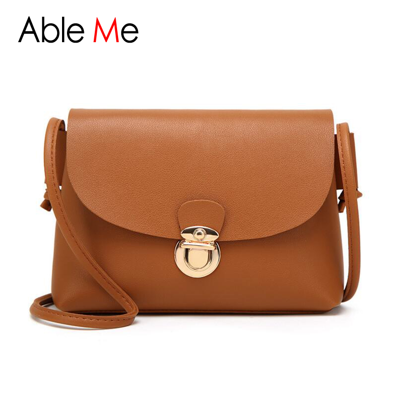 Hot Sale Women Messenger Bags Fashion Mini Solid Crossbody Bags With Lock Shell Shaped Women Shoulder Bags for Teenager Girls<br><br>Aliexpress