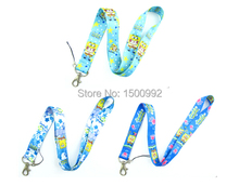 SpongeBob SquarePants   Lanyard/ MP3/4 cell phone/ keychains /Neck Strap Lanyard WHOLESALE 3pcs  W9