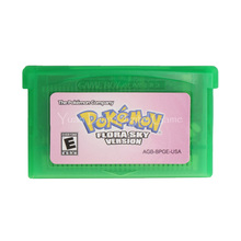 Nintendo GBA Video Game Cartridge Console Card Pokemon Series Flora Sky English Language Version(China)
