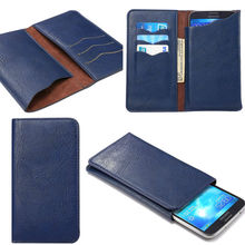 Universal Wallet Flip Leather Stand Phone Case Cover Iphone 4S 5S SE 6 6S 7 INEW U3 / Doogee X3 Titans2 dg700 - Meiyudi store Store