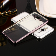 Nephy Cover For Samsung Galaxy J3 J5 J7 2015 2016 J 3 5 7 Duos J320F J500FN J510FN J710FN Phone Case Clear TPU Silicon Ultrathin