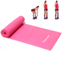 2m fitness equipment tool by yoga resistance band power training for wholesale and free shipping rising sport(China)