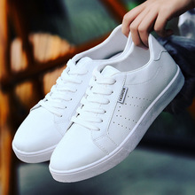 zapatillas mens baskets fall new breathable men running shoes hollow classic small white shoes male students sports shoes
