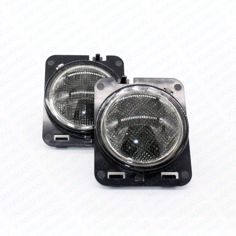 2Pcs/Pair Car LED Lights Front Fender Flares Turn Signal Light Side Marker Lamp Bulbs For Jeep Wrangler JK 2007-2014 2015 Amber<br><br>Aliexpress