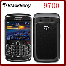 Original Blackberry 9700 WCDMA 3G 3.2MP 256MB RAM 1500mAh GPS WIFI Bluetooth GPS Unlocked Refurbished Cell Phone Free Shipping(China)
