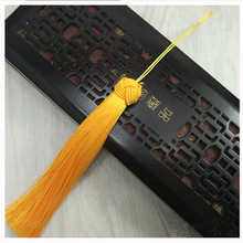 New Fashion Tassel Accessories DIY Key Chain Key Ring Trinket 15cm Length Tassels High Grade Hand Made Braid Apparel Jewelry
