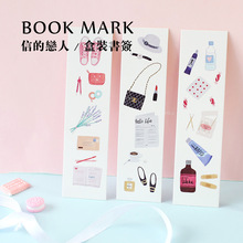 30pcs/lot Japanese Cute Easy Life Bookmark Paper Cartoon Book Mark School Office Supplies Box Bookmarks Note Card Gifts(China)