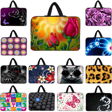 10 12 13 7 14 17 15 15.6 inch Women's Laptop Bags For Thinkpad Toshiba Asus Dell Macbook Air Teclast Sleeve Tablet Cover Cases