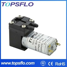 High Performance Cheap Price TOPSFLO TM16-B3-V3008 EPDM membrane DC Mini Diaphragm Pressure Vacuum Pump