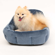 50*40*20cm Dog Sofas Winter Warm Soft Teddy Puppy Sleeping Mats Cat Car Taking High Quality Pet Products for Animals