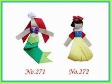 free shipping 120pcs character hair bows(people) sculpture hair clippie style boutique hair bow girl bug bows(China)