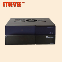 MEELO COMBO  X SOLO MINI 3 mini3 Dual DMIPS Processor HD 1080P Satellite Receiver 4GB Serial Flash DVB-S2+DVB-T2/C DVB S2 T2