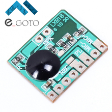 3pcs 6s 3-4.2V COB Recordable Board Module Playback IC Audio Music Sound Chip 8 ohm 0.5W Speaker Greeting Card Movement