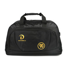 2017 Nylon Sports Training Gym Bag Men Woman Fitness Bags Durable Multifunction Handbag Outdoor Sporting Duffle Bag 60*30*20cm