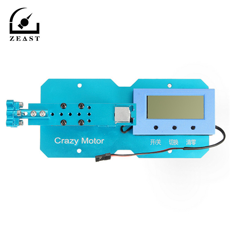 Crazy Motor CML-5 Brushless Motor Pull Force Tester Gauge Tester Meter for RC Model Random Color Delivery<br>