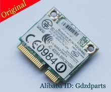 Free shipping For HP MINI 1000 110 1010 DV6 BCM4312 8002.11B/G wireless wlan wifi card