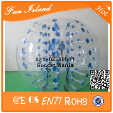 Free Shipping Bubble Soccer,Body Inflation Ball Suit Inflatable Bumper Football Ball Made In China(China)