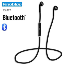 Buy Original Fineblue mate7 stereo Blutooth Headset Blutooth earphone wireless Earphone answer call listen music sport headset for $13.93 in AliExpress store