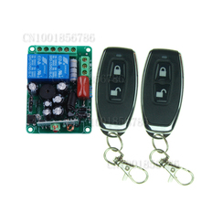 AC220V 2CH RF Wireless Remote Control Switch system 220V relays supply M4 T4 L4 315MHZ