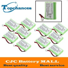 AAA 800mAh 3.6V NI-MH Rechargeable Replacement Cordless Home Phone Battery for Motorola SD-7501 Battries Pack Fruit Green US(China)