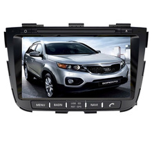 NAVITOPIA Wince 6.0 Car Multimedia Player For KIA Sorento 2013 2014 2015 2016 Car DVD Auto Video Player GPS Navigation FM Radio(China)