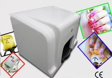 Flatbed Printer for Flower, Nail, Toenail, Case, Nail Printer with CE