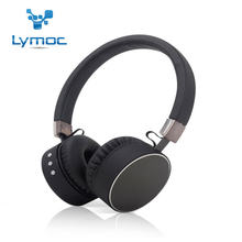 Original Lymoc M7 Bluetooth Headphone V4.0 Headband Headset Heavy Bass Stereo Earphones For Phone Computer TAB Laptop Etc