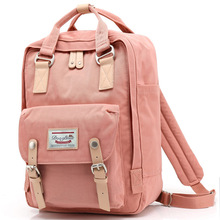 Brand teenage backpacks for girl Waterproof Kanken Backpack Travel Bag Women Large Capacity brand Bags For Girls Mochila(China)