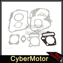 Engine Gasket Kit For Chinese 4 Stroke 125cc Lifan Engine SSR Piranha SDG Thumpstar CRF50 Pit Dirt Bike(China)