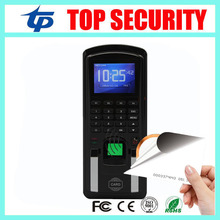 New arrival MF151 fingerprint access control and time attendance standalone door access control system with RFID card reader(China)
