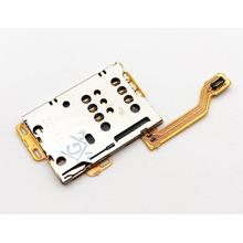 New Sim Card Reader Tray Slot Flex Cable Board For Nokia C7 Mobile Phone Spare Parts(China)