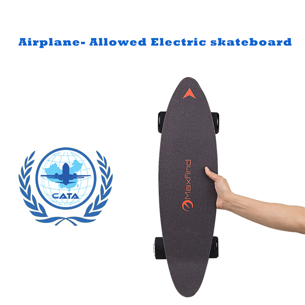 The only board that can be carried on the plane