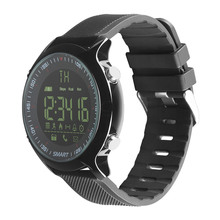 2017 New EX18 Diving 50M Waterproof Smart Watch Pedometer Clock Fitness Bluetooth Phone Message Push Sports Healthy SmartWatch