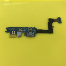 WP-052  USB Charger Flex Cable For SAMSUNG Galaxy S2 I9100 GT-i9100 USB Charging Dock Connector with Microphone