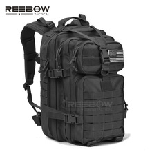 34L Military Tactical Assault Pack Backpack Army Molle Waterproof Bug Out Bag Small Rucksack for Outdoor Hiking Camping Hunting