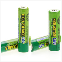 Russia hot sell! 16PCS a set!8PCS 900mWh 1.6V Volt AAA 3A & 8PSC AA 2500mah AA 2A NiZn Rechargeable Battery(China)