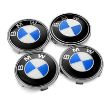 4PCS BMW Wheel Center Hub Caps 68mm 5 Pin BMW Logo Emblem Badge BMW 1 3 6 5 7 8 Z3 Z4 Z7 M3 M5 X1 X3 X5 E46 E39 E38 Accessories(China)